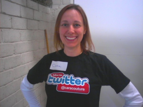 Twitter T-Shirts Start Popping Up