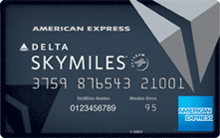 Earn MQMs with Delta Reserve Credit Card
