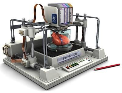 Bioprinter Holdout