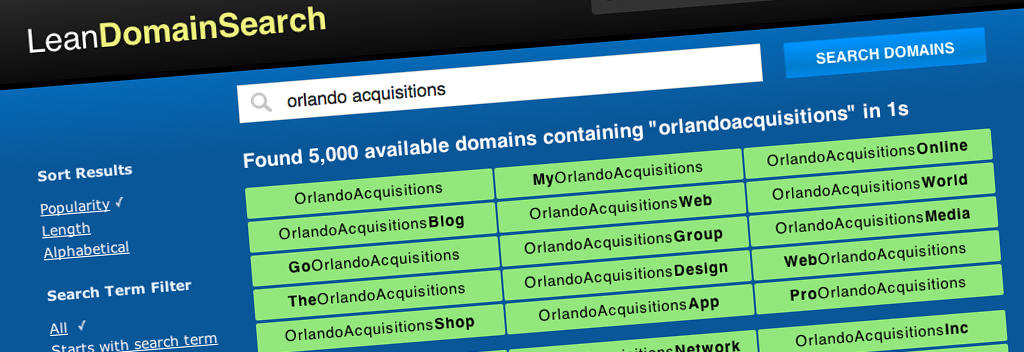 orlando_acquisitions