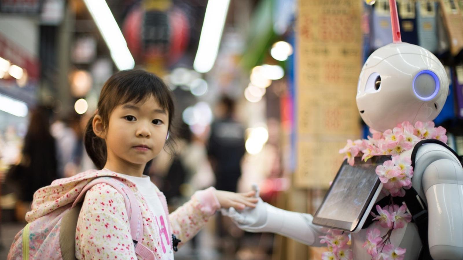 The Robot Economy